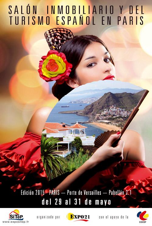 Salon immobilier et du tourisme en espagne du 29 au 31 mai for Salon immobilier