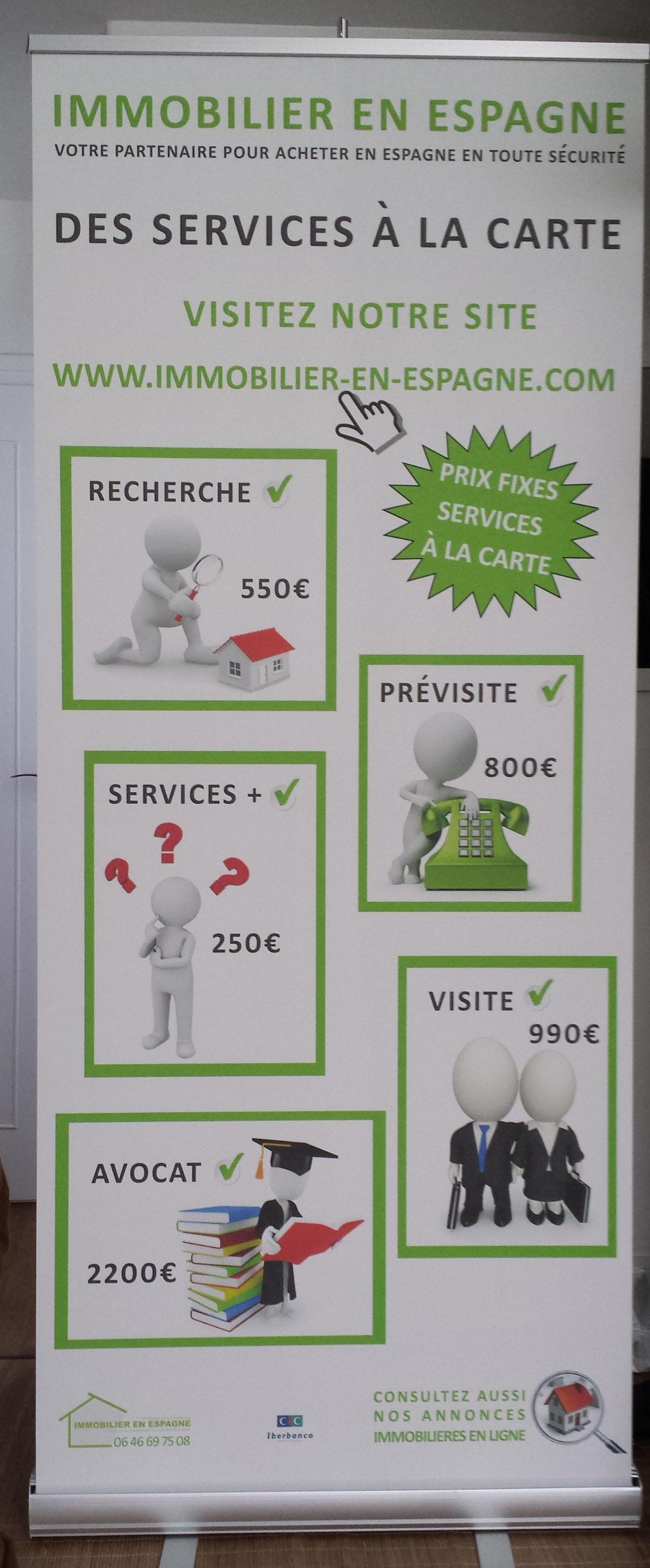 Salon immobilier en espagne a paris acheter en espagne for Porte de versailles salon immobilier marocain